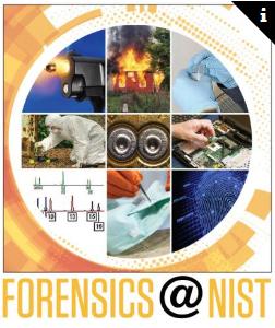 NIST Forensic logo